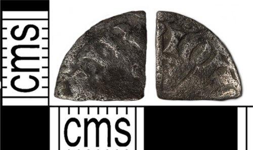 PUBLIC-87A2BB: Henry III cut quarter