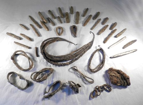 the Bedale hoard