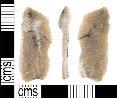 YORYM-3EF90D: Mesolithic : Microlith