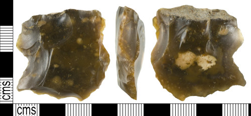 A resized image of Mesolithic to Neolithic : Awl