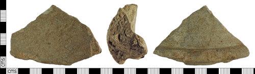 YORYM-488013: Roman : Vessel Sherd
