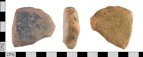 YORYM-33A0A4: Medieval : Vessel Sherd