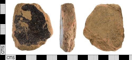 YORYM-33AF5A: Medieval : Vessel Sherd