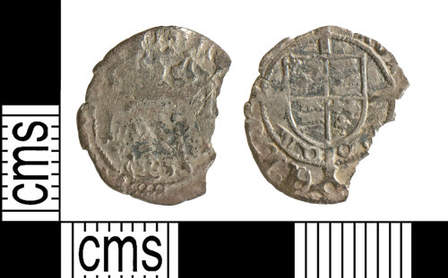 YORYM-41FEC9: Medieval Coin : Sovereign penny of Henry VII