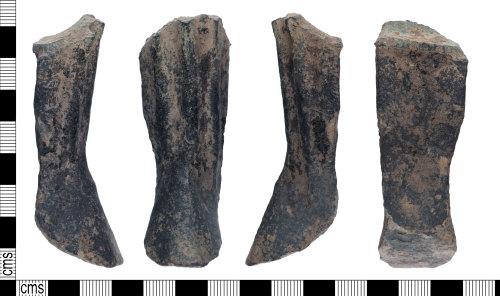 A resized image of Medieval : Vessel Leg