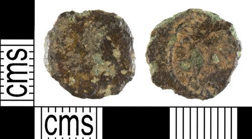 YORYM-2C8FB6: Roman Coin : Barbarous radiate copying an uncertain emperor