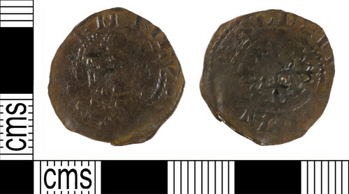 YORYM-684275: Medieval Coin : Penny of Henry I
