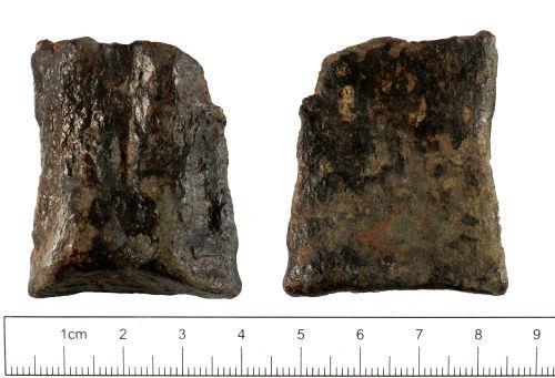 YORYM-BA9777: Medieval : Vessel Leg