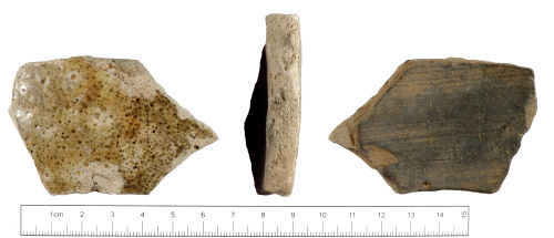 YORYM-446042: Medieval : Vessel Fragment