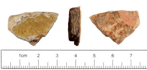 A resized image of Medieval : Vessel Fragment