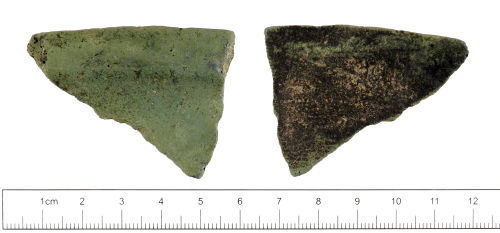 A resized image of Medieval to post-medieval : Vessel Fragment