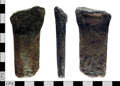 A resized image of Medieval to post-medieval : Vessel Leg