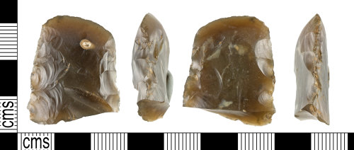 YORYM-D98A25: Neolithic : Knife