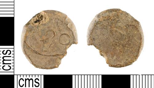 YORYM-DAFC3D: Post-Medieval : Seal