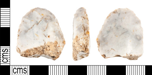 YORYM-0436E4: Neolithic : Scraper