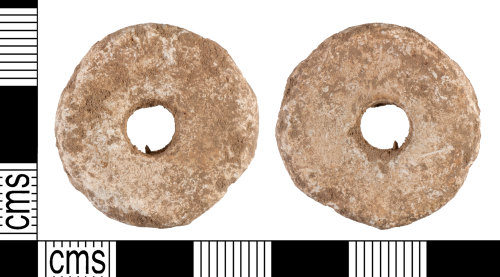 A resized image of Uncertain Date : Spindle Whorl or Weight