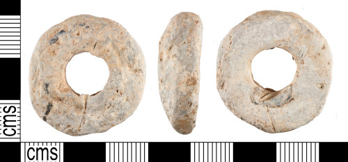 YORYM-4A0FDC: Uncertain Date : Spindle Whorl or Weight