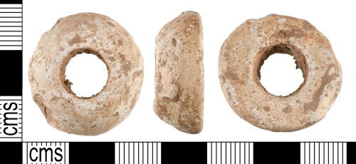 YORYM-4A1FC2: Uncertain Date : Spindle Whorl or Weight