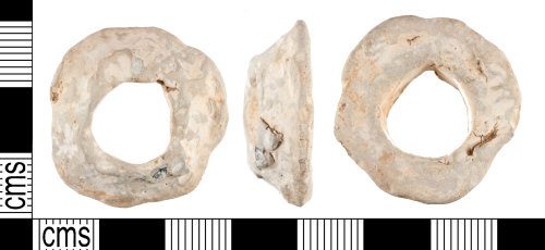 YORYM-4A3F94: Uncertain Date : Spindle Whorl or Weight