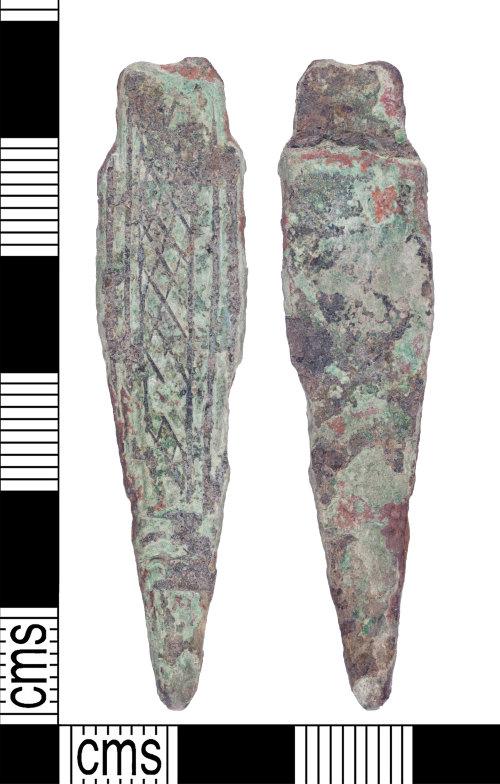 YORYM-185E67: Early-Medieval : Strap End