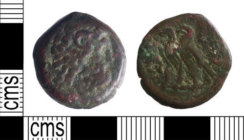 YORYM-A5BAC4: Greek and Roman Provincial Coin : Hemidrachm of Ptolemy VI Philometor