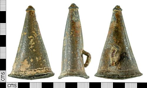 YORYM-19CA39: Post-Medieval : Candle Snuffer