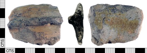 A resized image of Medieval : Vessel Sherd