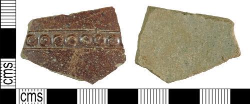 YORYM-0DB204: Post-medieval : Vessel Sherd