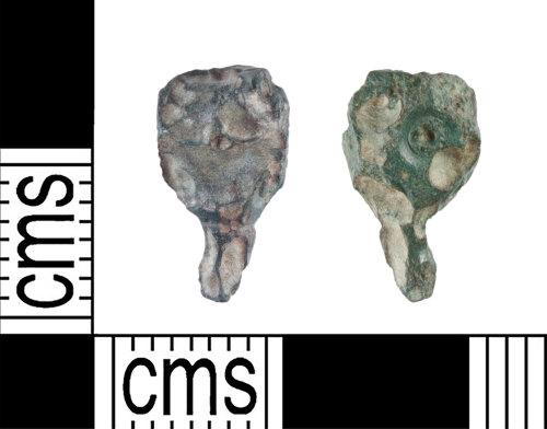 YORYM-35A6B4: Early-Medieval : Pin