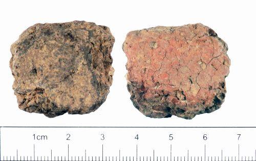 YORYM-07B7B5: Iron Age : Vessel
