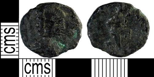 YORYM-C91E45: Roman Coin : Contemporary copy denarius of Julia Domna