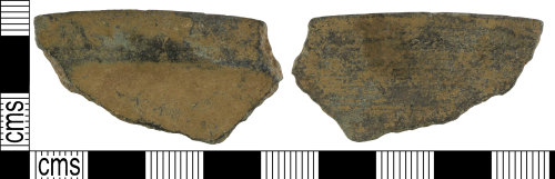 A resized image of Medieval to Post-Medieval : Vessel rim
