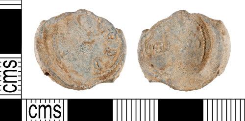 YORYM-602906: Post-Medieval : Bag Seal