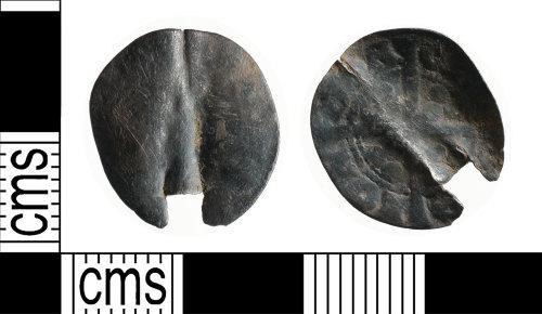 YORYM-BD9F9A: Medieval Coin : Penny of Edward I, II or Edward III
