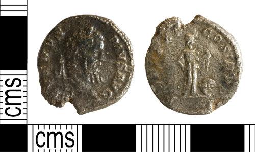 YORYM-6AC877: Roman Coin : Denarius of Septimius Severus