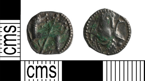 YORYM-6BDB58: Early-Medieval Coin : Sceat
