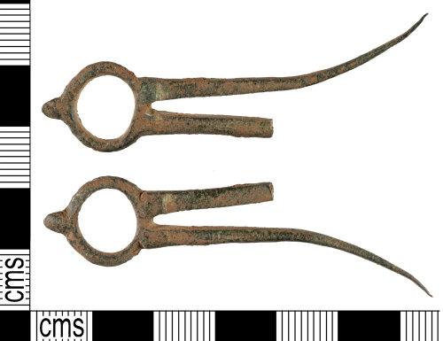 YORYM-4B015B: Medieval : Buckle