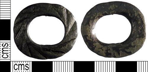 YORYM-2B76F6: Post-medieval : Buckle