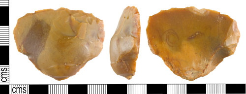 YORYM-423D69: Bronze Age : Scraper