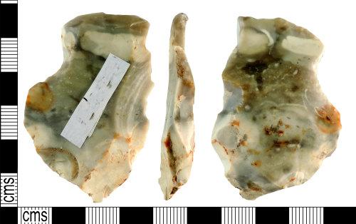 YORYM-605298: Neolithic to Bronze Age : Scraper