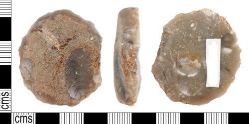 YORYM-9DE547: Neolithic : Scraper