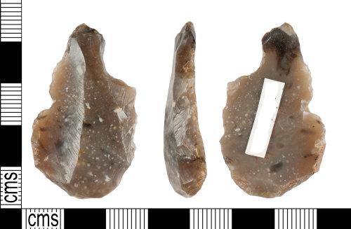YORYM-9E07D4: Neolithic : Scraper
