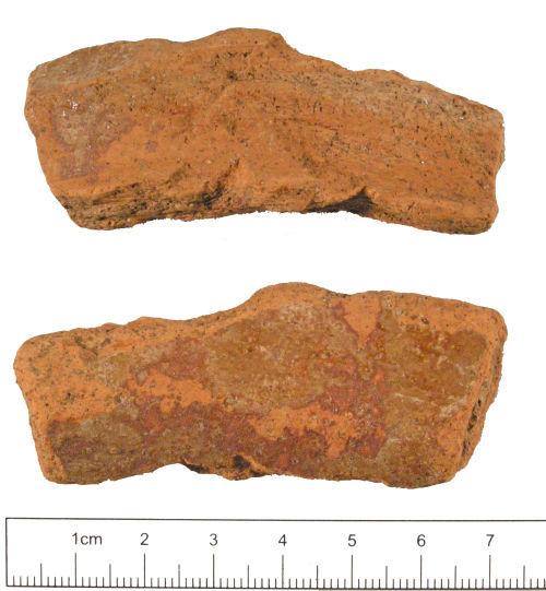 YORYM-F593E2: Medieval : Vessel Sherds