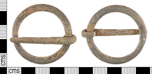 YORYM-004750: Medieval : Buckle