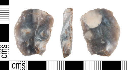 A resized image of Neolithic : Scraper