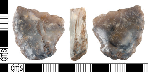 A resized image of Neolithic to Bronze Age :Scraper