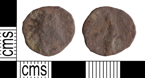 YORYM-EA67F8: Roman Coin : Radiate of an uncertain ruler