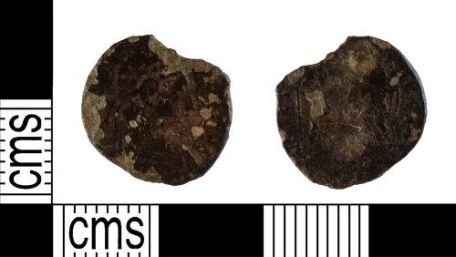YORYM-85EBCB: Roman Coin : Nummus of Constans