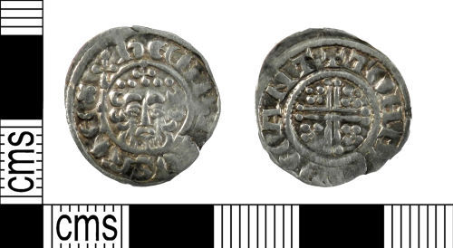 YORYM-822BF3: Medieval Coin : Penny of Henry III