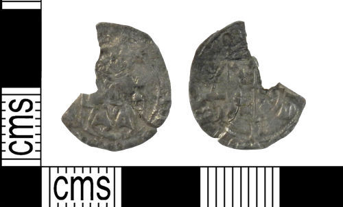 YORYM-D1DD51: Medieval Coin : Penny of Henry VII